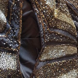 Lillie Rubin Dresses - Lillie Rubin beaded full length evening gown